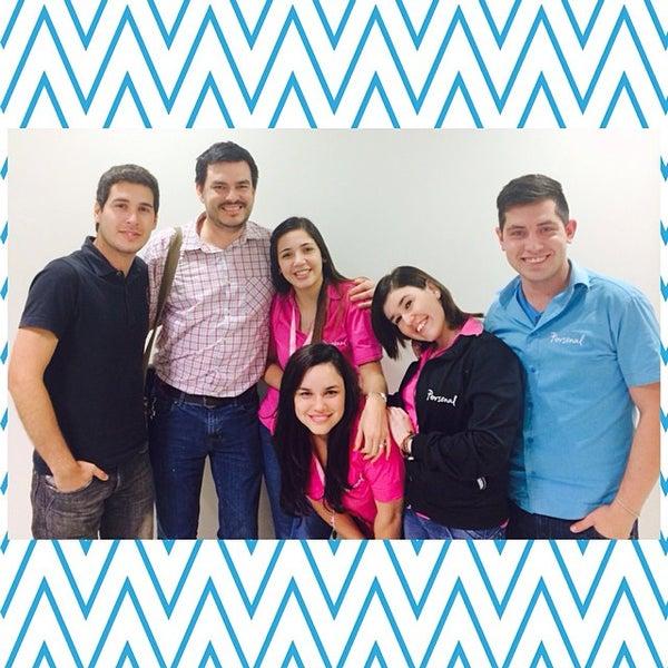 Photo taken at Edificio Personal by Rubén F. on 9/2/2014