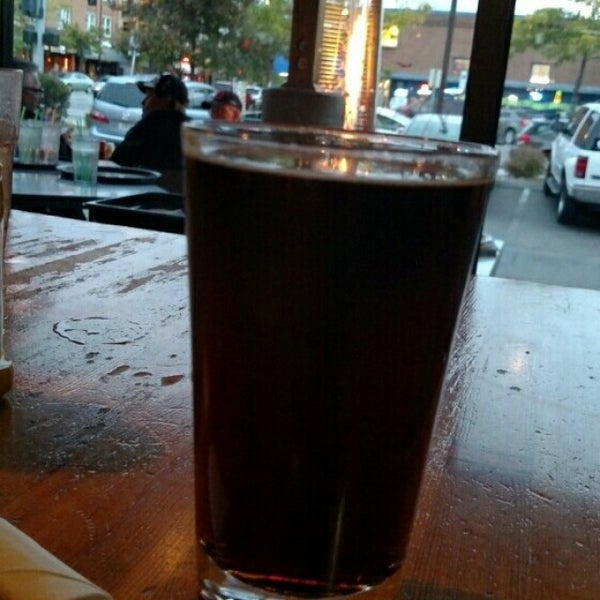 Photo taken at Iron Horse Brew Pub by John G. on 9/5/2015