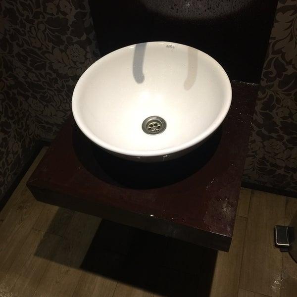 Baños sucios