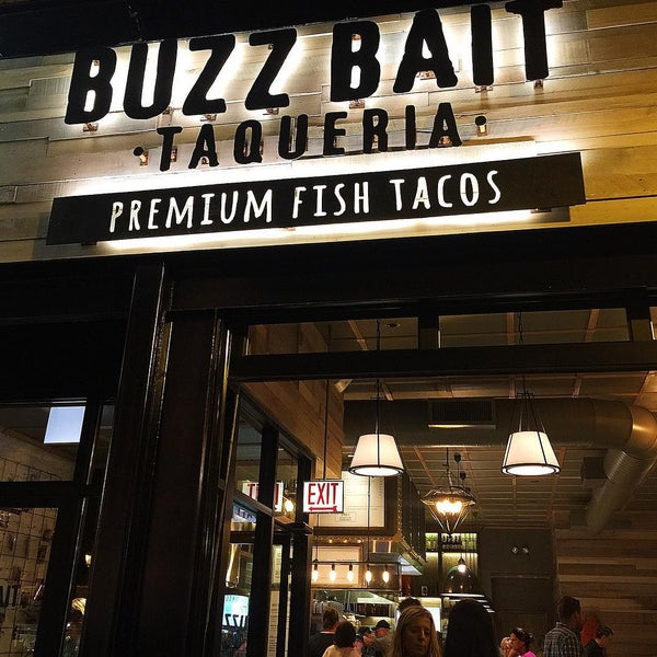 Buzz bait taqueria taco place in old town for Best fish tacos near me