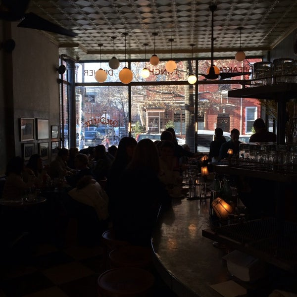 Photo taken at Cafe Colette by Kristi E. on 1/24/2014