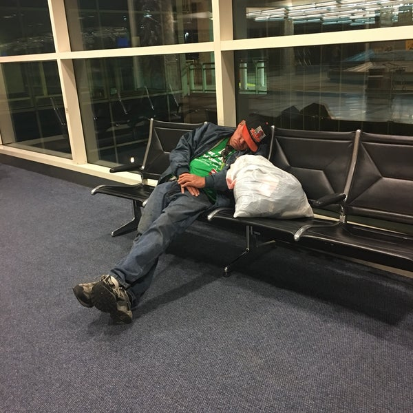 Denver United Terminal: Photos At Southwest Airlines Check-in Counter
