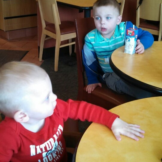Photo taken at Panera Bread by Robert B. on 3/23/2014