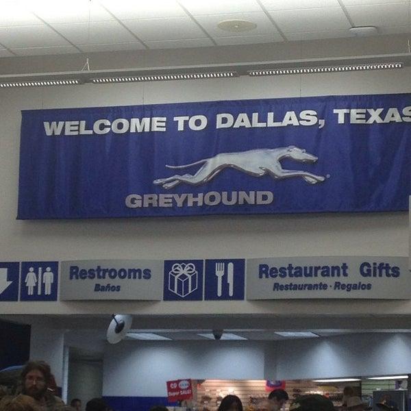 Greyhound Bus Lines Downtown Dallas Dallas Tx