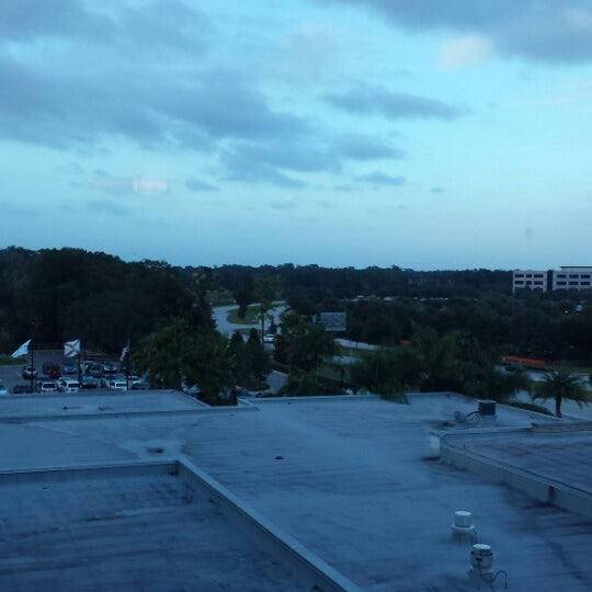 Photo taken at The Westin Lake Mary, Orlando North by Mark P. on 11/8/2013