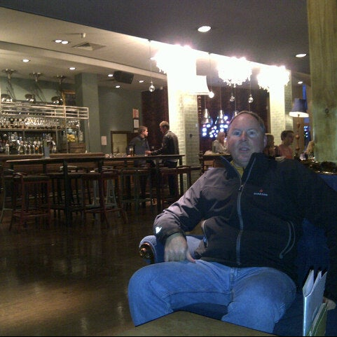 Photo taken at Pitcher & Piano by Tom R. on 10/2/2012