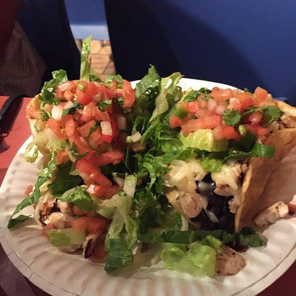 Amazing basic burrito and cheap price!! Must add shrimp!!!