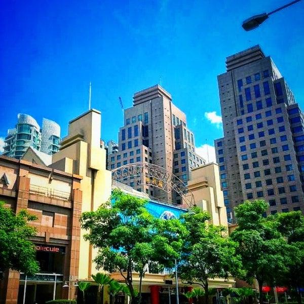 Great World City Singapore Food Court