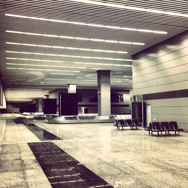 Photo taken at Netaji Subhash Chandra Bose International Airport (CCU) by Skannd T. on 3/9/2013