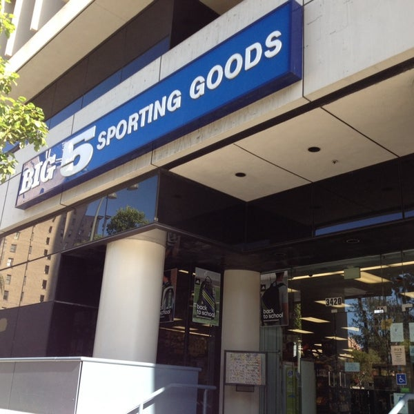 Big 5 Sporting Goods is a sporting goods and apparel retailing business that has started offering casual wear and accessories. It is known for its high quality of products especially sports gear for tennis, golf, and football. Customers like Big 5 Sporting Goods because of the .