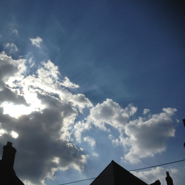 Photo taken at Ross-on-Wye by Rhyddian L. on 5/25/2013