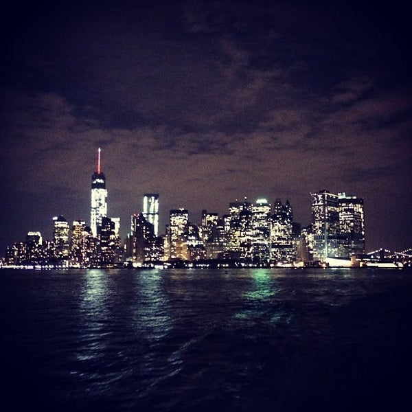 Photo taken at New York Harbor by Igor P. on 2/1/2014
