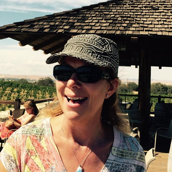 Photo taken at Eberle Winery by Vino Las Vegas on 7/13/2015