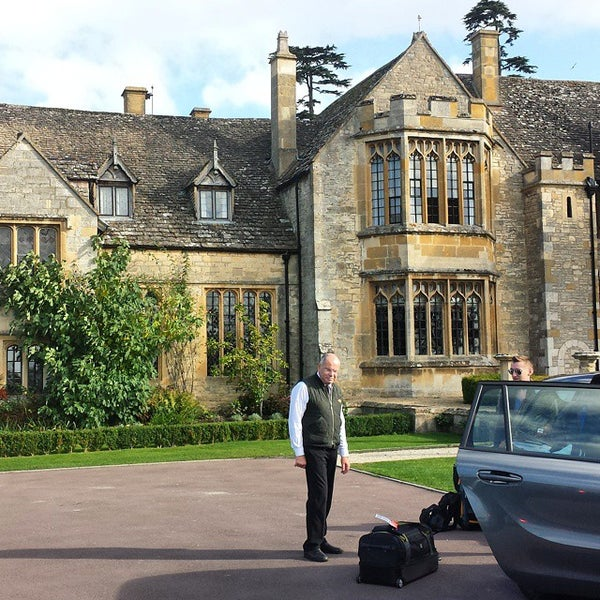 Photo taken at Ellenborough Park by Gailen D. on 10/20/2014