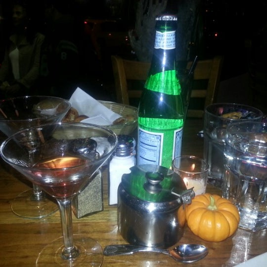 Photo taken at Giovanni's Restaurant by Tori on 10/2/2012