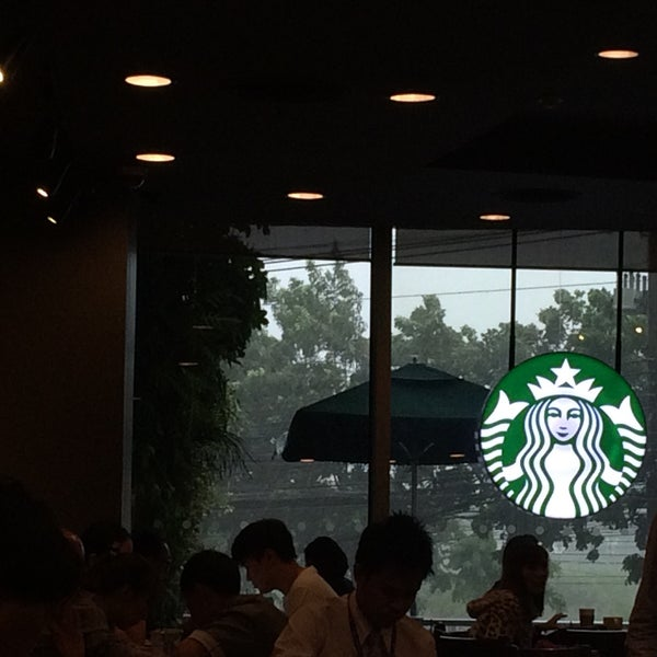 Photo taken at Starbucks by Prch on 7/5/2016