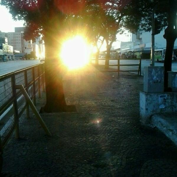 Photo taken at Taguatinga Centro by Leo M. on 4/28/2013
