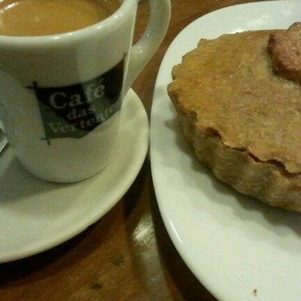 Photo taken at Café Book by Bruno G. on 12/17/2012