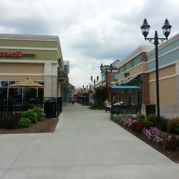 Photo taken at Mebane Tanger Outlets by Kevin M. on 6/19/2013