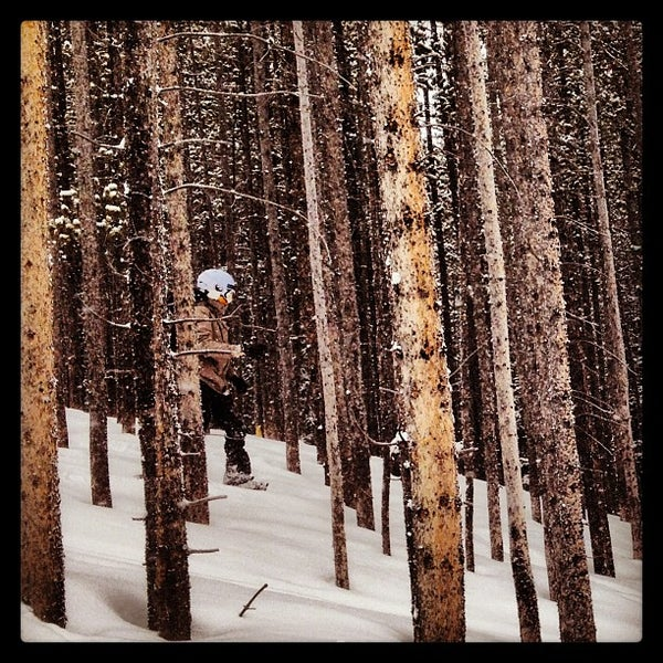 Photo taken at Breckenridge Ski Resort by Sean on 2/9/2013