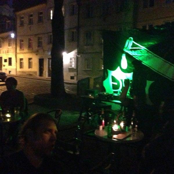 Photo taken at Pri Zelenem Zajcu by Dejan D. on 7/1/2013