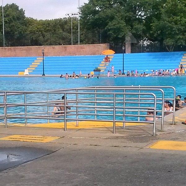 Pool Sunset Park 7 Avenue 43rd St