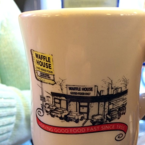 Photo taken at Waffle House by Brian M. on 12/25/2013