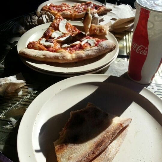 Photo taken at Regents Pizzeria by Jeffrey J. on 10/26/2012