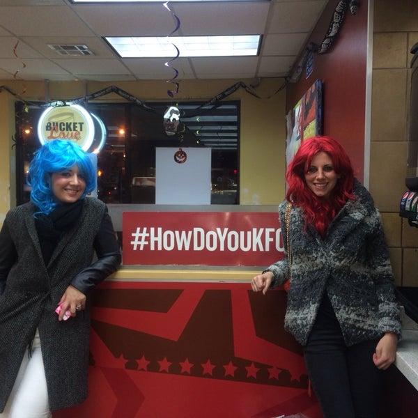Photo taken at KFC by Fallon R. on 11/2/2014
