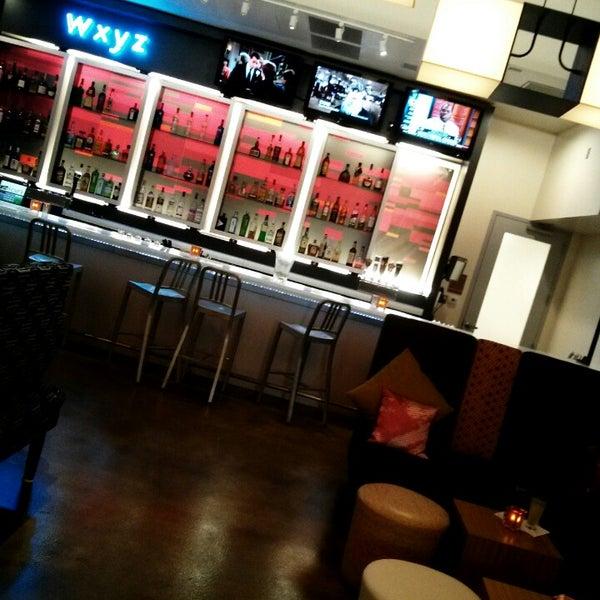 Wxyz Bar Alofttulsadwntn Downtown Tulsa Tulsa Ok