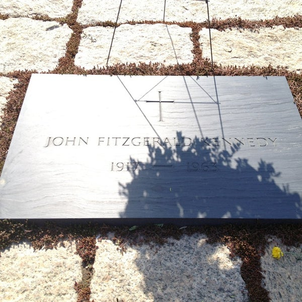 Photo taken at Arlington National Cemetery by Joe S. on 3/30/2013