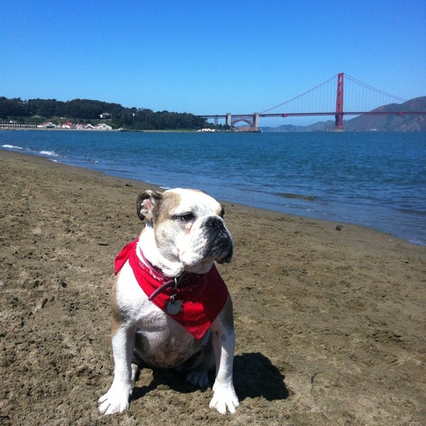 Photo taken at Crissy Field by Candy E. on 4/20/2013