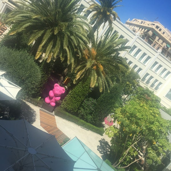 Photo taken at The Westin Valencia by Meghann C. on 6/21/2016