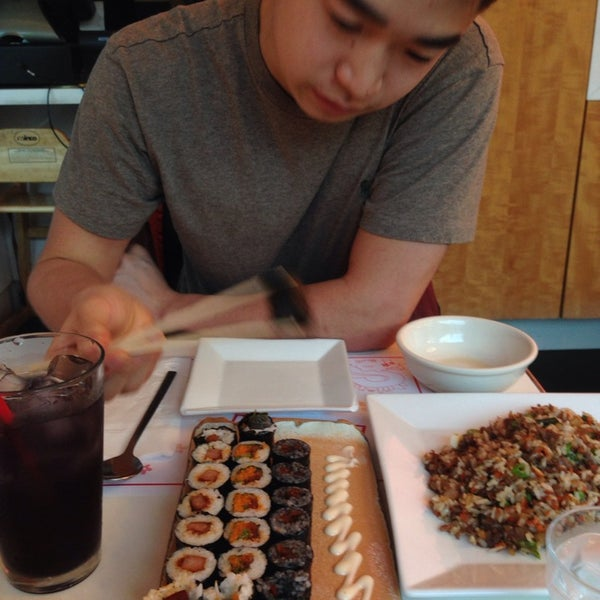 Photo taken at School Food by Yoojin L. on 1/27/2014