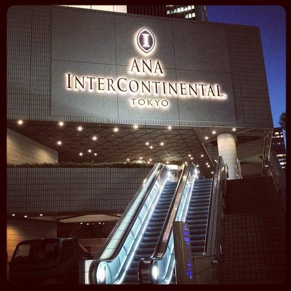 Rooms: ANAインターコンチネンタルホテル東京 (ANA InterContinental Tokyo)