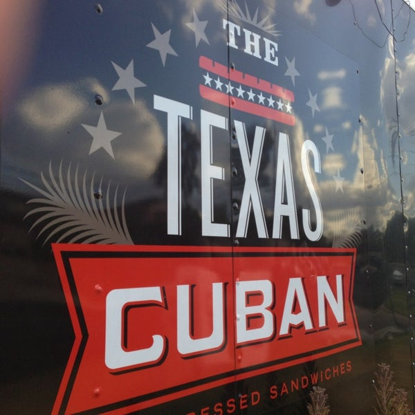 Photo taken at The Texas Cuban by Emily G. on 8/11/2013