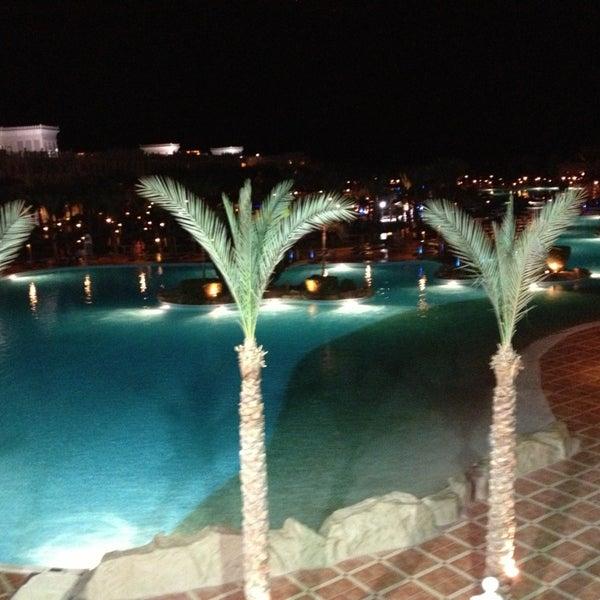 Photo taken at Albatros Palace Resort & Spa by Alex M. on 7/5/2013