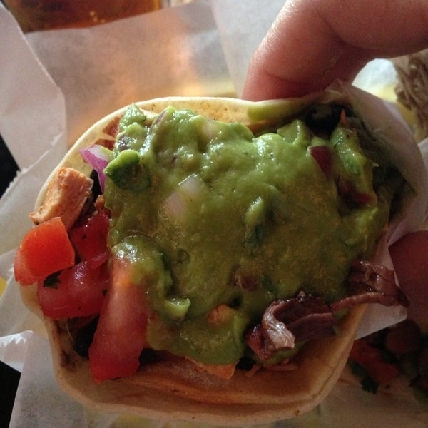 Photo taken at Nick's Crispy Tacos by Jonathan S. on 6/26/2013