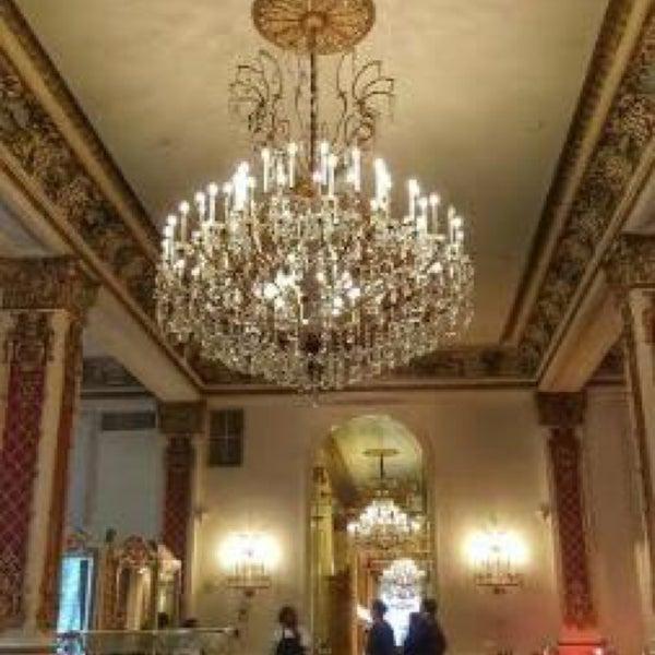 Crystal Room Le Pavillon Hotel