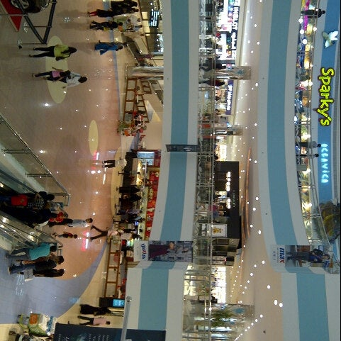 Photo taken at Mushrif Mall by Emirates S. on 9/22/2012