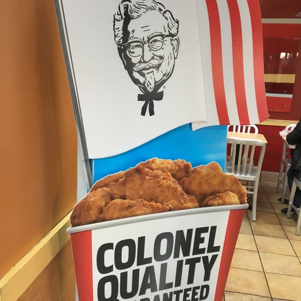 Photo taken at KFC by Glenn D. on 4/27/2016