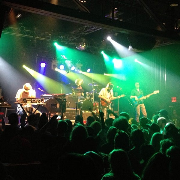 Photo taken at Highline Ballroom by Highline Ballroom on 2/22/2013