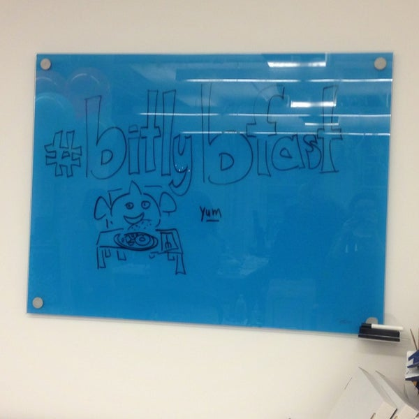 Photo taken at Bitly HQ by Nicole M. on 2/1/2013