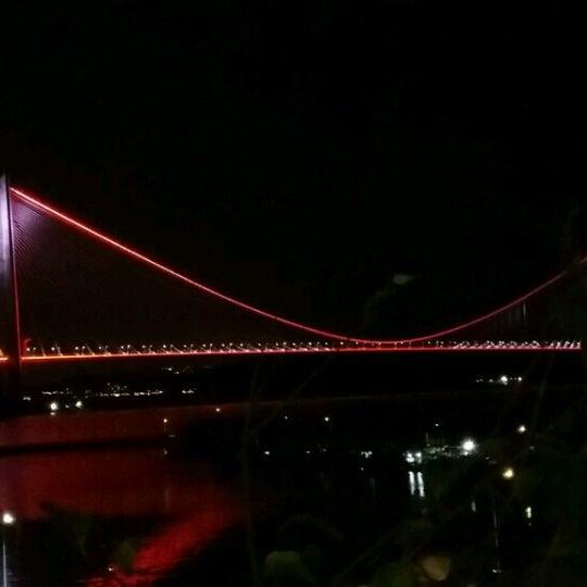 Photo taken at Poyrazköy Sahil by Metin K. on 10/11/2016