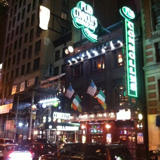 connolly 39 s pub restaurant theater district new york ny