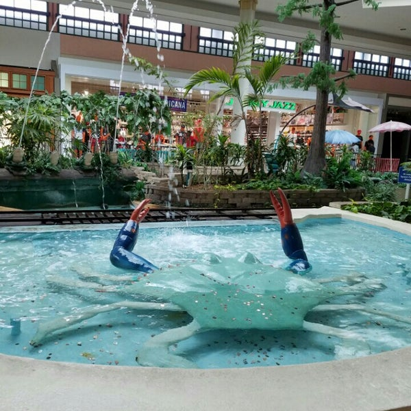 Photo taken at Regency Square Mall by Angie W. on 6/18/2016