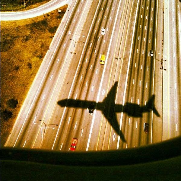 Photo taken at Hartsfield-Jackson Atlanta International Airport (ATL) by Sean T. on 11/3/2012