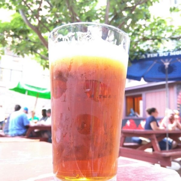 Photo taken at Novare Res Bier Cafe by Ted P. on 6/17/2015