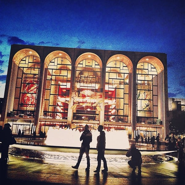 Photo taken at New York City Ballet by MARiCEL on 10/20/2012