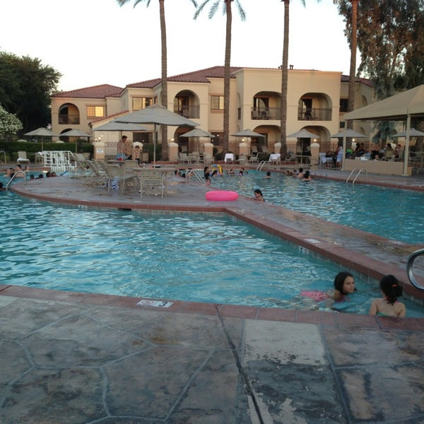 Photo taken at Legacy Golf Resort Poolside by Stephen G. on 6/17/2013